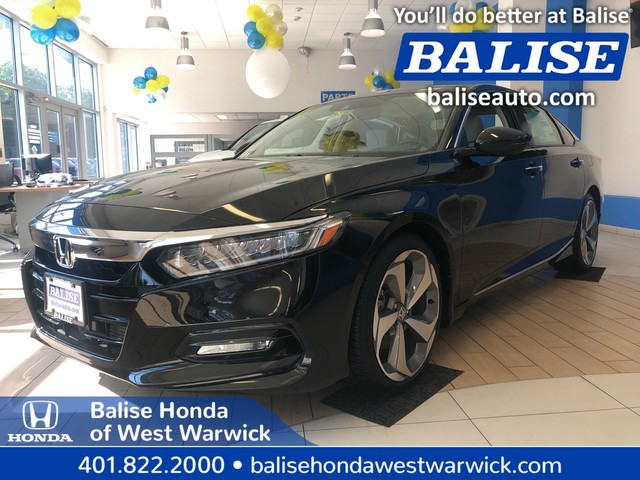 New 2018 Honda Accord Sedan Touring 2.0T